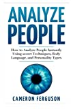 img - for Analyze People: How to Analyze People Instantly book / textbook / text book