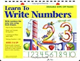 Learn to Write Numbers, N. Barry, N. Barry, Susan Aldrich, 093956419X
