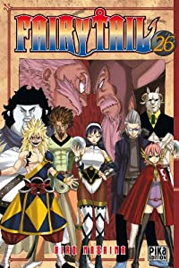"Afficher ""Fairy tail n° 26 Fairy Tail"""