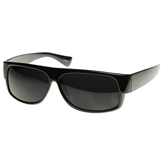da061ce98be4 Image Unavailable. Image not available for. Color  Original OG Mad Dogger Locs  Shades Sunglasses w  Super Dark Lens (Black)