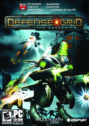 Defense Grid - PC (Tower Defense Pc Games)