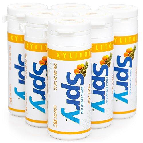 xylitol spry fresh fruit - 3