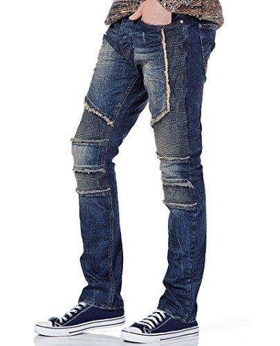Red Bridge - Jeans - Homme bleu bleu 38W x 34L