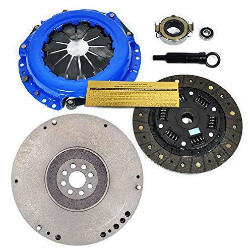Toyota Celica Flywheel - EFT STAGE 2 CLUTCH KIT+FLYWHEEL PRIZM VIBE CELICA COROLLA MATRIX MR2 1.8L 5-SPEED