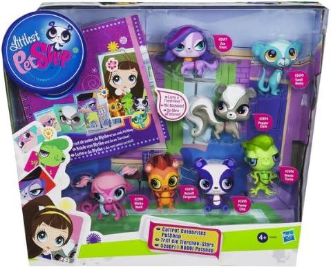 Littlest Pet Shop 998822740 - Cofre con personajes de Petshop (7 ...