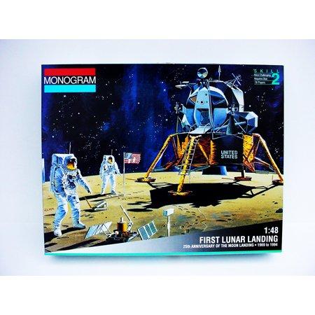 1/48 First Lunar Landing STV6060