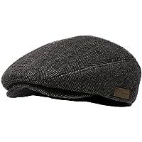 Vmevo Men's Flat IVY Gatsby newsboy Cap Warm Winter Driving Hunting duckbill Hat