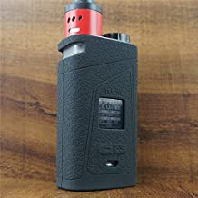 ModShield for SMOK Skyhook RDTA 220W TC Silicone Case ByJojo Sleeve Wrap Skin Cover (Black)