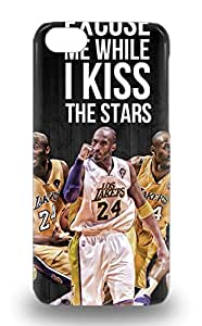 Iphone Hard 3D PC Case Cover For Iphone 5c NBA Los Angeles Lakers Kobe Bryant #24 ( Custom Picture iPhone 6, iPhone 6 PLUS, iPhone 5, iPhone 5S, iPhone 5C, iPhone 4, iPhone 4S,Galaxy S6,Galaxy S5,Galaxy S4,Galaxy S3,Note 3,iPad Mini-Mini 2,iPad Air )