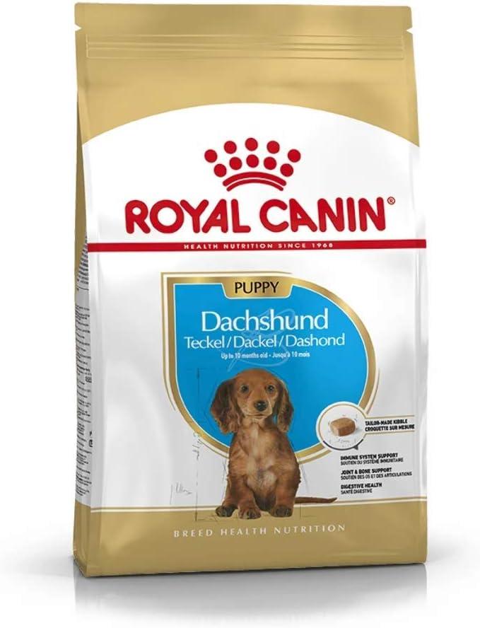 Royal Canin Perro Food Dachshund Junior 30 Dry Mix 1,5 kg