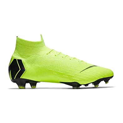 new product 0aecb e2dbb Nike - Mercurial Superfly 6 Elite FG - AH7365701 - Couleur: Vert - Pointure: