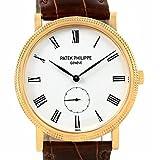 Patek Philippe Calatrava Automatic-self-Wind Male Watch 5119J-001 (Certified Pre-Owned)