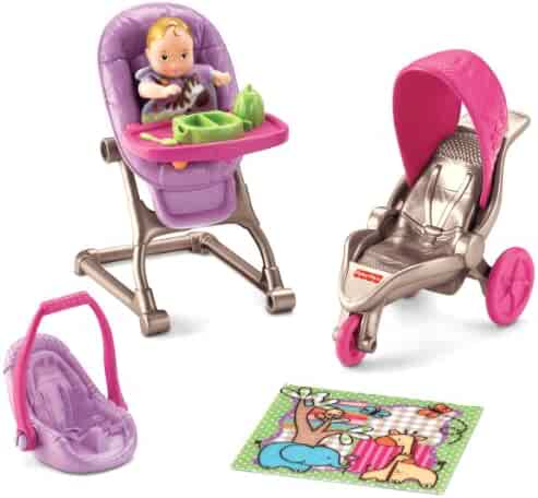 Fisher-Price Loving Family, Everything for Baby