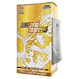 Pokemon Card XY Concept Pack(CP4) 100 Cards in 1 Box Premium Champion Pack: EX × M × BREAK + 3pcs Premium Card Sleeve Korea Version TCG