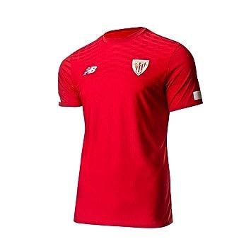 New Balance - Athletic Bilbao Camiseta Calentamiento RO 19/20 ...