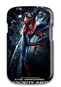 Best New The Amazing Spider-man 86 Tpu Case Cover, Anti-scratch Phone Case For Galaxy S3
