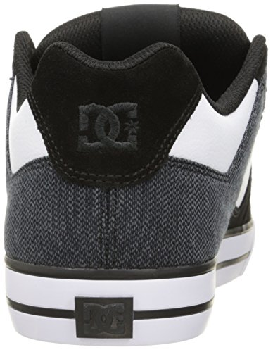 PURE SE Black DC Shoes White D0301024 homme mode SHOE Baskets pwg5OnqC