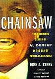 Chainsaw, John A. Byrne, 0066619807