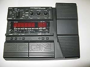 zoom 707 ii guitar pedal musical instruments. Black Bedroom Furniture Sets. Home Design Ideas