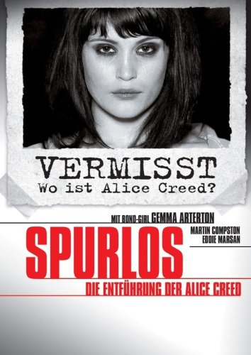 Spurlos - Die Entführung der Alice Creed Film