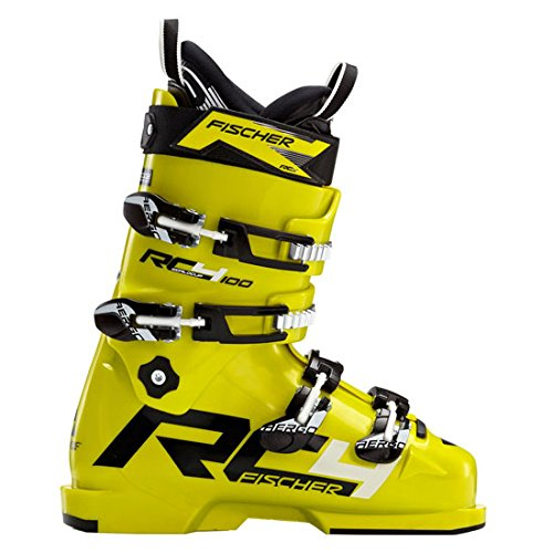 (Fischer RC4 100 Junior Race Ski Boots 24.5)
