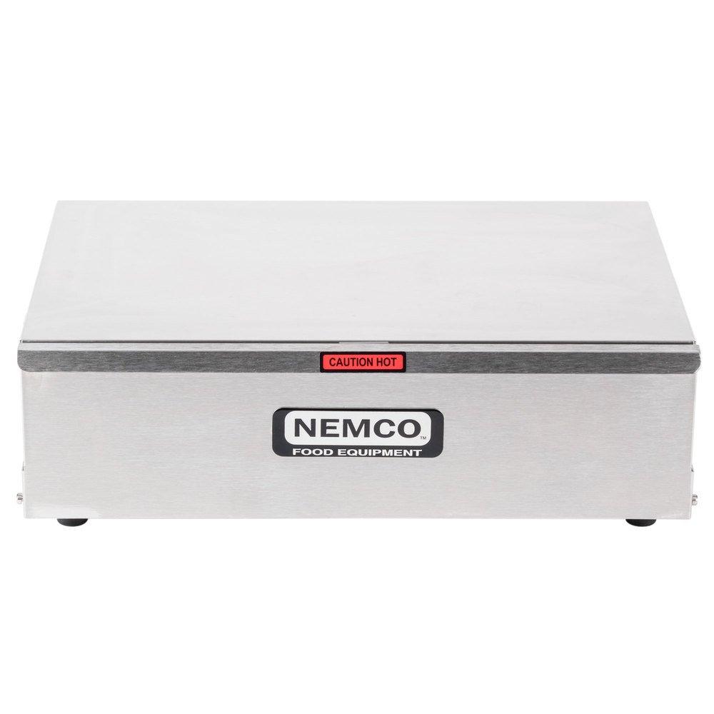 Nemco (8024-BW) 24-Bun & Food Warmer