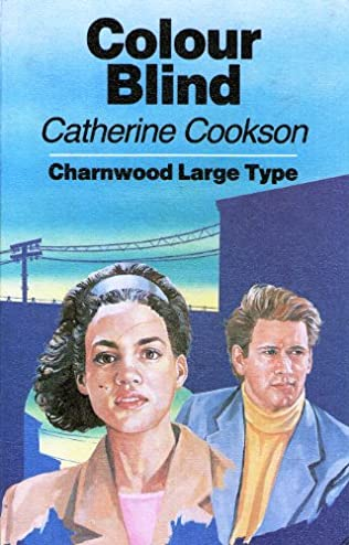 book cover of Colour Blind