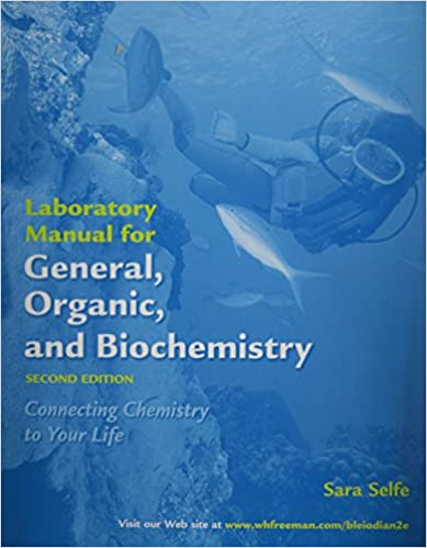 General organic and biochemistry lab manual sara selfe general organic and biochemistry lab manual 2nd edition fandeluxe Gallery