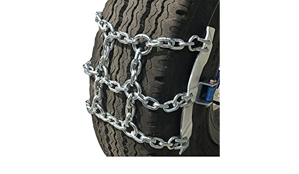 TireChain.com 315//75-24.5 315//75 24.5 Ratchet Strap Emergency Tire Chains