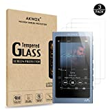 AKWOX [Pack of 3 Tempered Glass Screen Protector