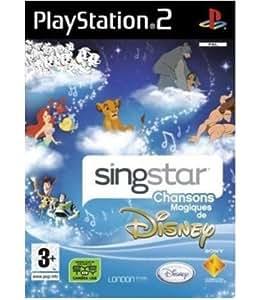 SINGSTAR DISNEY+MICROS PS2