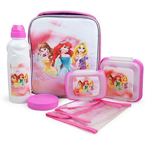 Disney Princess 7-Piece Lunch Kit