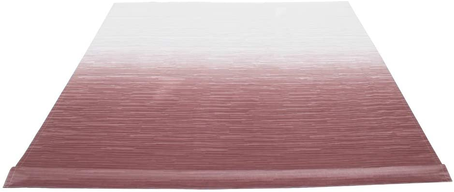 ALEKO RVFAB18X8BUR25 RV Awning Fabric Replacement 18 x 8 Feet Burgundy