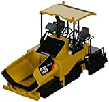 Norscot Cat AP655DAsphalt Paver with Canopy (1:50 Scale), Caterpillar Yellow