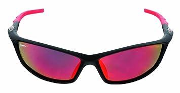 Limar Sportbrille E-809, schwarz/rot