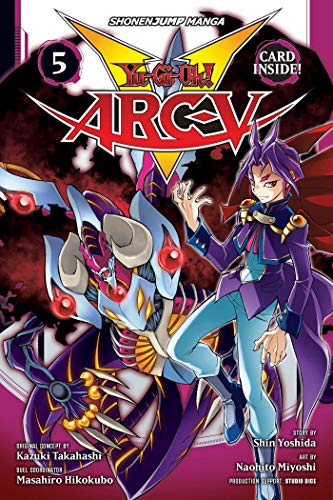 Pdf Teen Yu-Gi-Oh! Arc-V, Vol. 5