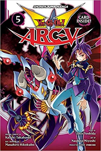 Amazon.com: Yu-Gi-Oh! Arc-V, Vol. 5 (5) (9781974703982 ...