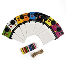 Polaroid Colorful OneStep Vintage Photo Frames for 2x3 ZINK Paper (Snap, Zip, Z2300)