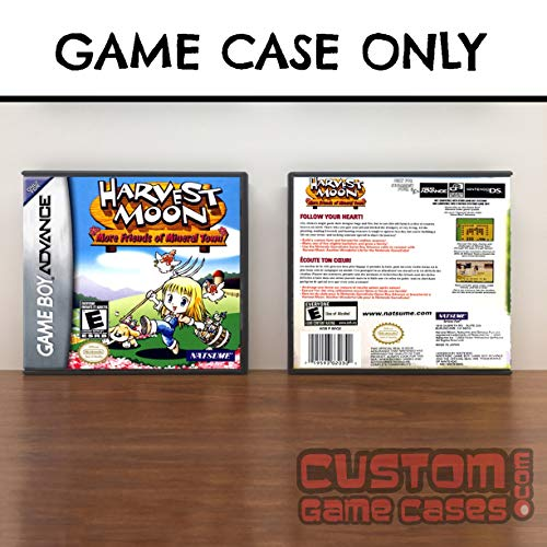 Gameboy Advance Harvest Moon: More Friends of Mineral Town - Case