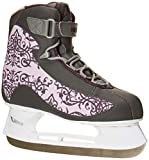 American Athletic Shoe Co.Women's American Soft Boot hockey Skate , Grey, 8 (Style may vary)
