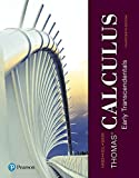 img - for Thomas' Calculus: Early Transcendentals (14th Edition) book / textbook / text book