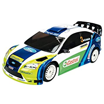 Radio Remote Controlled Ford Focus Wrc 2006 1 16 Scale By Nikko In
