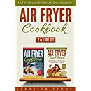 Air Fryer Cookbook Box Set (2 in 1): Best Everyday Air Fryer Recipes That Make Your Life Simpler