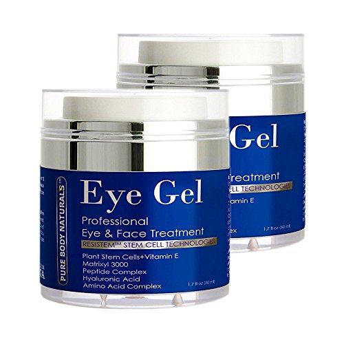 Pure Body Naturals Eye Cream Review