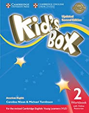 American Kids Box 2 - Workbook With Online Resources - Updated 2Edition