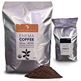419° Roasted Organic Enema Coffee (5LB) For Unmatchable Enema & Gerson Cleanses.