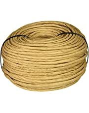 Commonwealth Basket FR632K2 Fibre Rush 6/32-Inch 2-Pound Coil, Kraft (Approximately 210-Feet)