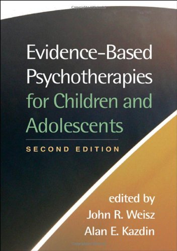 Evidence Based Psychotherapies...