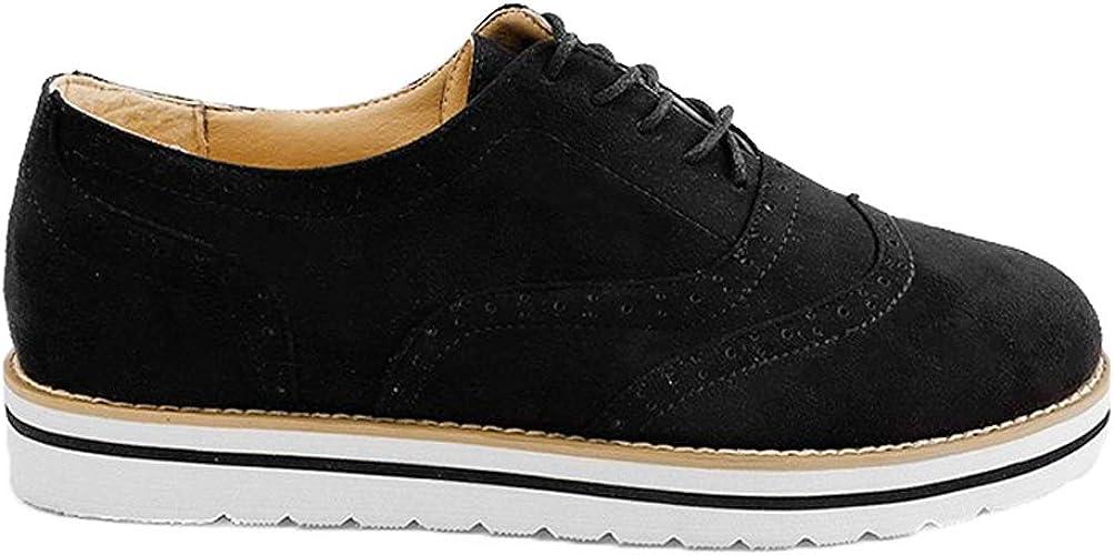 RUNSUN DAILY Oxford Shoes for Women