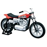 Maisto 1972 XR750 Racing Bike Harley Davidson Die-Cast Motorcycle 1:18 Scale